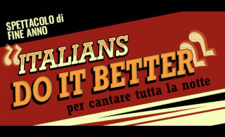 """Italians do it better"" – Saggio 2019"
