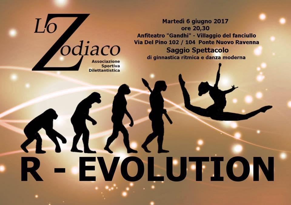 Saggio Spettacolo R-Evolution